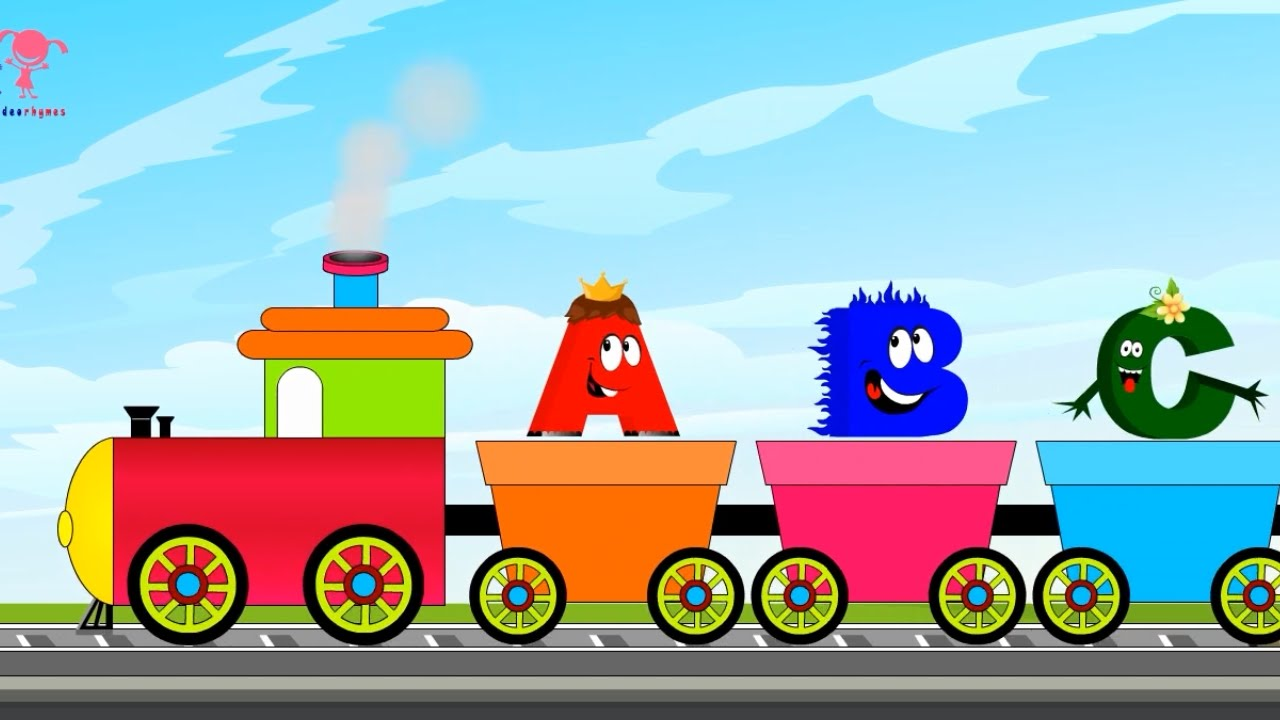 Abcd Rhymes Video For Kids