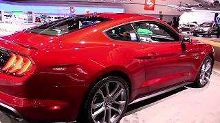 2018 Ford Mustang GT FullSys Features | New Design Exterior Interior | First Impression