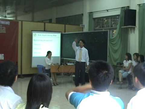 Kỹ năng mềm - Kỹ năng thuyết trình SV ĐH Bách khoa