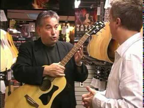 How To Buy an Acoustic Guitar - All Music Inc. - Guitar.com Interview
