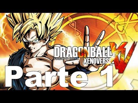 Dragon Ball Xenoverse Gameplay Español XBOX 360 Parte 1