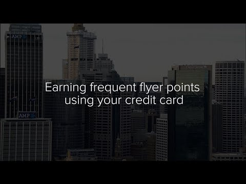 earning-frequent-flyer-points-using-your-credit-card