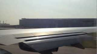 ba193 boeing 747 take off from heathrow airport hd