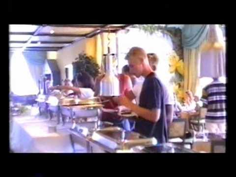 2000 Curaçao Champagne Brunch en afscheid