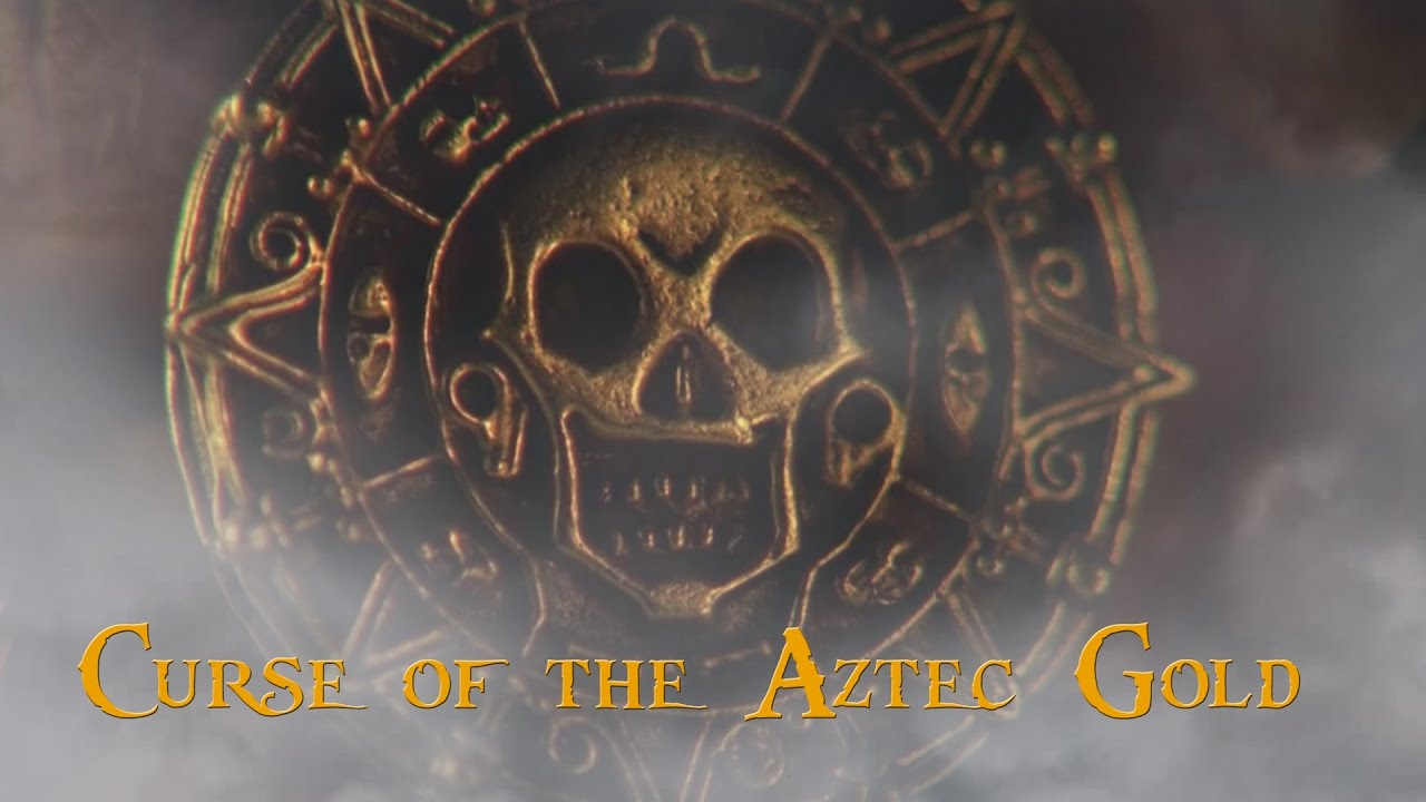Curse Of The Aztec Gold Pirates