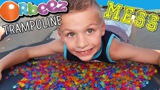 Twins ORBEEZ Challenge and Playtime
