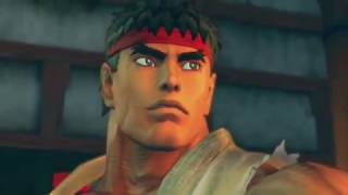 Street Fighter 4 Gameplay on Xbox One HD 60FPS