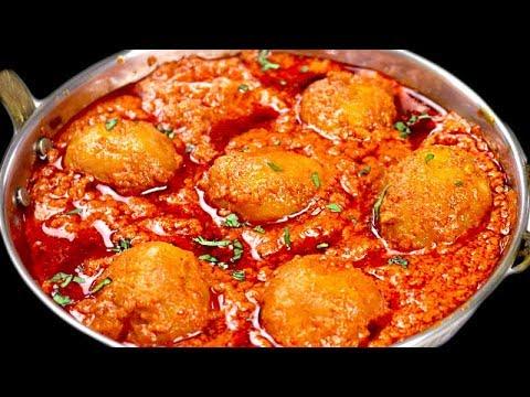 जब देखोगे ये दम आलू तो कहोगे कि आज ही बनाके खालू | - Dum Aloo Recipe - Kashmiri Shahi Aloo Dum