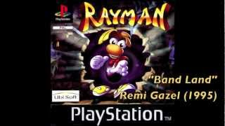 "#19 - Rayman: ""Band Land (Track 15)"" + ""Stretched Taut"" remix ~ VGM Appreciation"