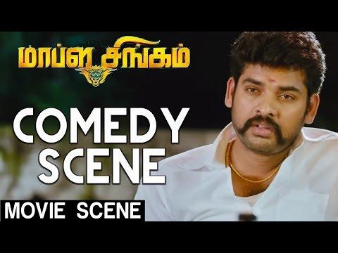 Comedy Scene - Mapla Singam | Vimal | Anjali | Soori