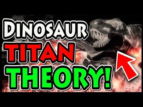Why We See DINOSAURS in Attack on Titan S2 Opening! (Shingeki no Kyojin Season 2 Dinosaur OP Theory)