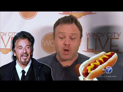 CELEBRITY IMPRESSIONS! Frank Caliendo takes on Ryan's 2 Minute Warning