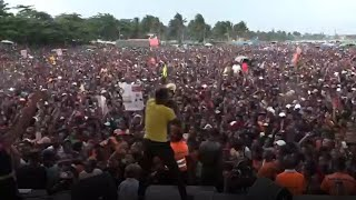 Madagascar : débauche de moyens pour les principaux candidats à l'élection présidentielle