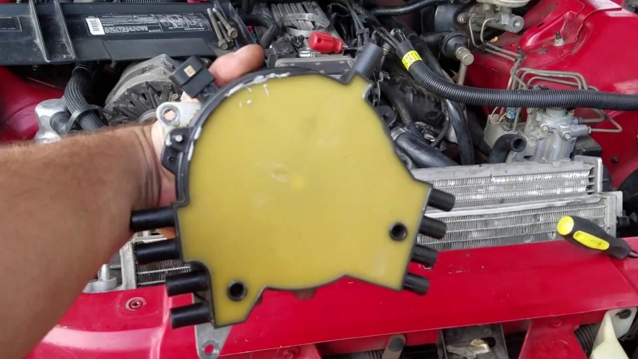 DIY LT1 Opti Removal Explained in 3 min | Camaro Corvette Trans Am
