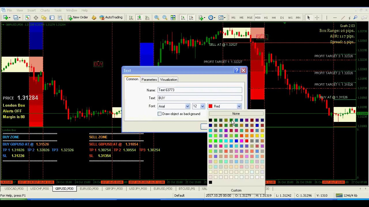 Black box forex trading system