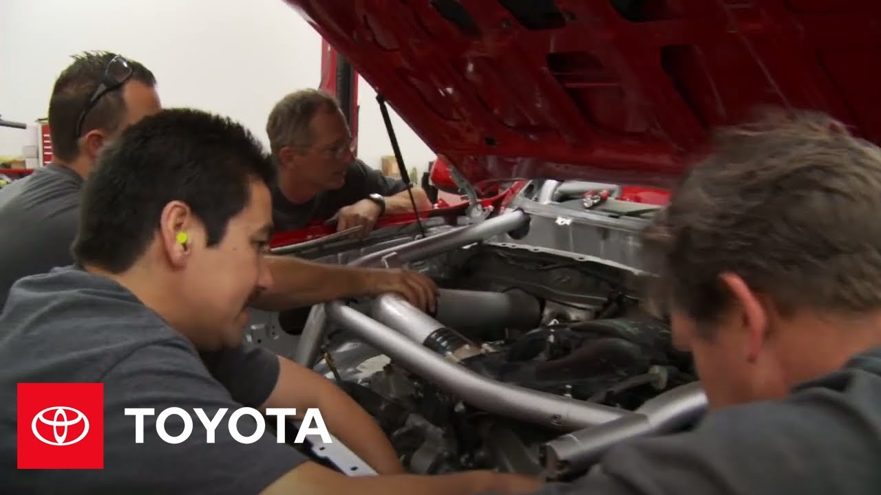 From Rubicon to Baja: The Build with the 4Runner — Toyota Racing | Toyota