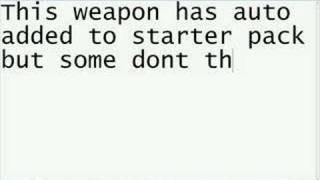 Roblox - Comment ajouter /supprimer des armes du pack de démarrage