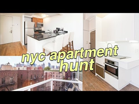MY NYC APARTMENT HUNT Part One