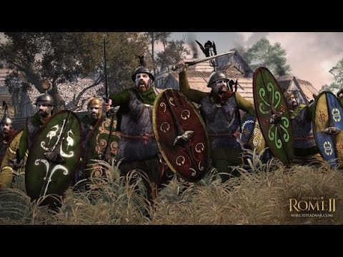 Total War: Rome II - Battle of Britannia