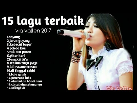 VIA VALLEN lagu TERBAIK & TERBARU 2017