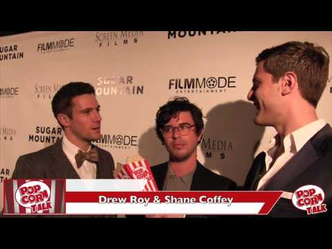 Sugar Mountain Premiere Interview | Drew Roy & Shane Coffey