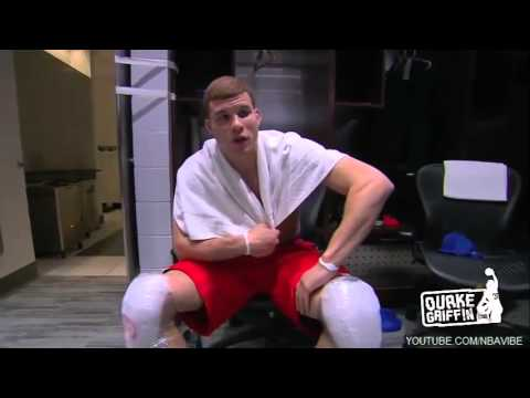 A Day in the Life of Blake Griffin 2011