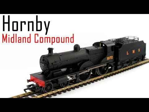 Unboxing The Hornby Railroad Midland Compound
