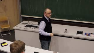 Jiří Podolský - Kosmos jako celek - co o něm dnes víme? (MFF FDP 16.3.2017)