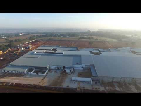 Progress of Novare Matola, Maputo Mozambique – May 2017