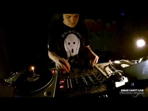 Omar Cantt @ Techno Room Abril 2016 -OCLive001