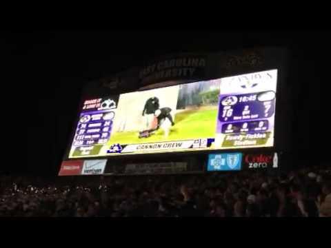 East Carolina TD catch vs. UCF 2011