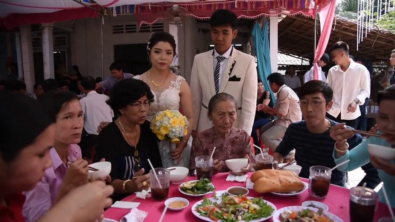 Quay phim chụp ảnh cưới hỏi full hd - Lễ vu quy Ngọc Ánh & Quốc Nhi