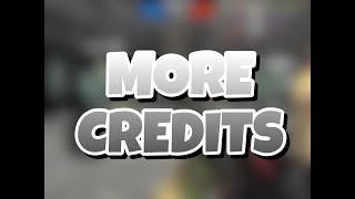How to get more credits in bullet force