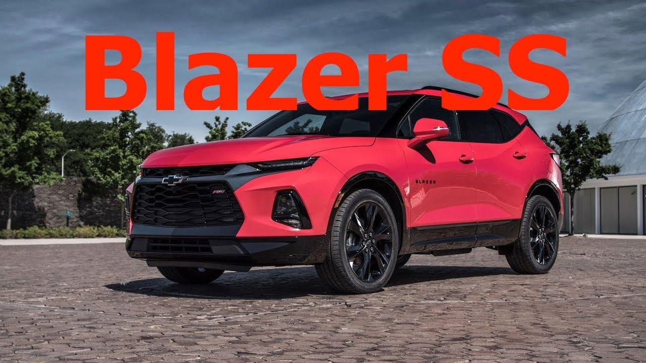2019 Chevy BLAZER RS SS Trail? AMAZING! - YouTube
