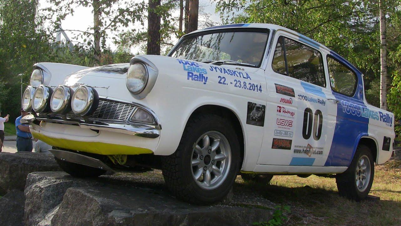 1000 Lakes Rally 2014 (Action & Crash) - YouTube