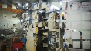 Raonclean 라온클린의  공장 기계장비 고압 스팀…