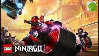 Lego Ninjago Ride Ninja - Android Gameplay FHD