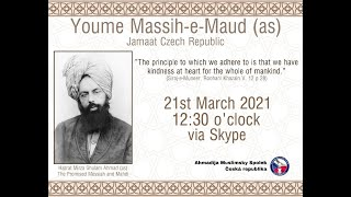 Promised Messiah (as) Day 2021 - Czech Republic