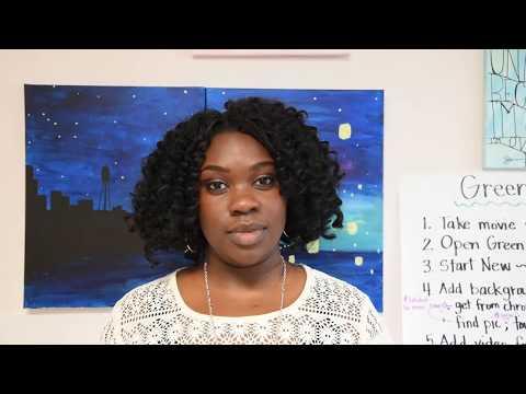 Jessica Barr, Hillsborough Elementary School, Black History Month