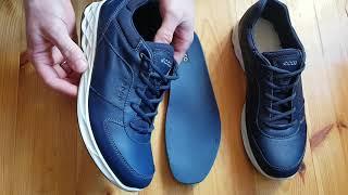 Обзор мужских кроссовок ECCO WAYFLY.