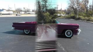 1958 Lincoln Continental Mark III Convertible