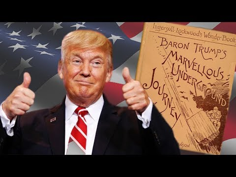 124 Year Old Book PREDICTS Donald Trump Presidency