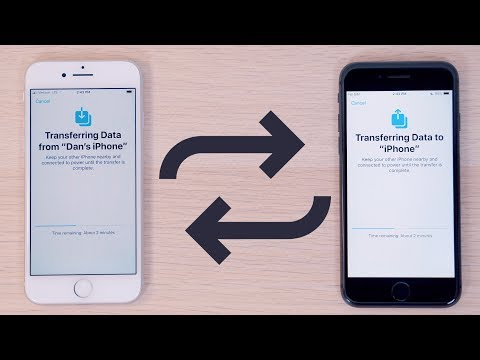 How to Use Apple's New iPhone to iPhone Data Migration ...
