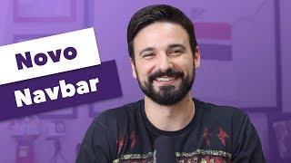 Como mudar a cor do Navbar com Bootstrap 4