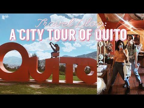 City Tours & Fútbol Games | #AndreaInEcuador🇪🇨