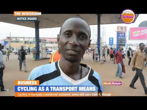 TNR: CYCLING AS A TRANSPORT MEANS