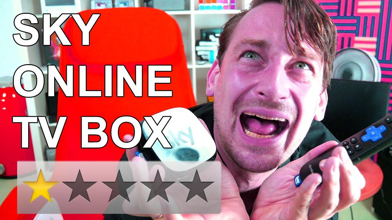 Sky Online Tv Box Flashen