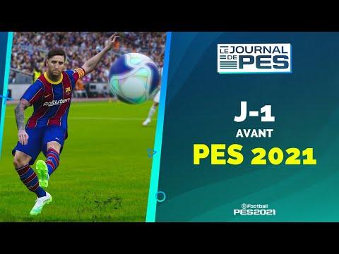 PES 2021 : Le dernier Journal de PES avant PES 2021 (+ Le Programme de la chaîne cette saison)