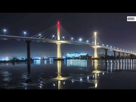 إفتتاح جسر البصرة المعلق - أكبر و أعلى جسر في العراق | Basra Suspension Bridge Opening