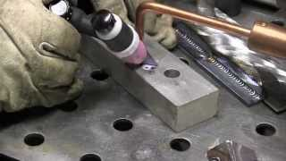 TIG Welding with the Lincoln PowerMig 210MP(See the whole article here http://goo.gl/34Ffxt learn more about the Tig Finger and Stubby GAs lens kit http://weldmongerstore.com/ The Lincoln PowerMig ..., 2015-05-19T12:39:22.000Z)